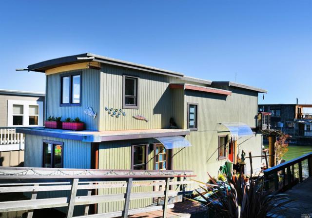 4 S 40 Pier, Sausalito, CA 94965 (#21903645) :: W Real Estate | Luxury Team