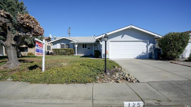 125 Mckinley Circle, Vacaville, CA 95687 (#21903686) :: Ben Kinney Real Estate Team