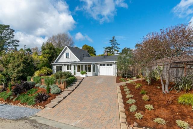 918 Centro Way, Mill Valley, CA 94941 (#21903790) :: W Real Estate | Luxury Team