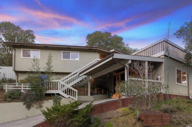 102 Hickory Road, Fairfax, CA 94930 (#21903807) :: RE/MAX GOLD