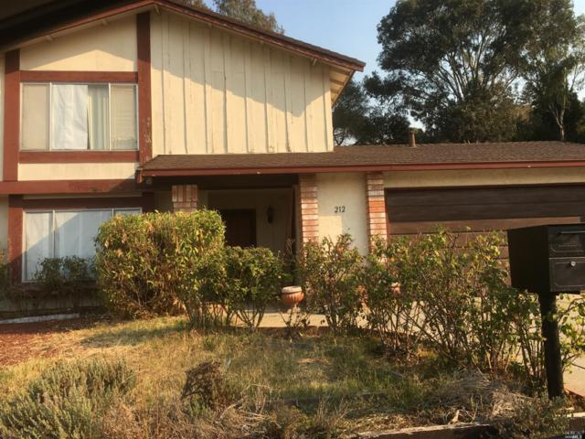 212 Curtis Drive, Vallejo, CA 94591 (#21903856) :: Rapisarda Real Estate