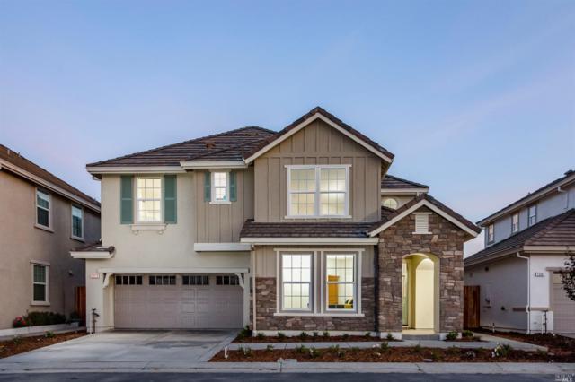 1260 Gray Hawk Lane, Suisun City, CA 94585 (#21904159) :: Michael Hulsey & Associates