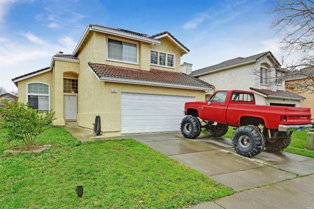 420 Bauman Drive, Suisun City, CA 94585 (#21904276) :: Rapisarda Real Estate