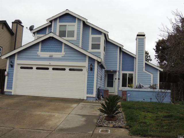 129 Fieldstone Way, Vallejo, CA 94589 (#21904402) :: RE/MAX GOLD