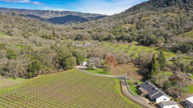 1080 Wooden Valley Cross Road, Napa, CA 94558 (#21904469) :: W Real Estate | Luxury Team