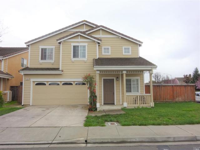 17 Michael Lane, American Canyon, CA 94503 (#21904482) :: Rapisarda Real Estate