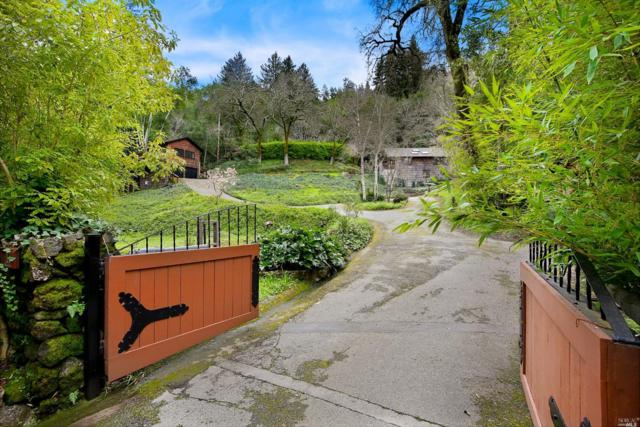 15 Madrona Avenue, Ross, CA 94957 (#21904501) :: RE/MAX GOLD