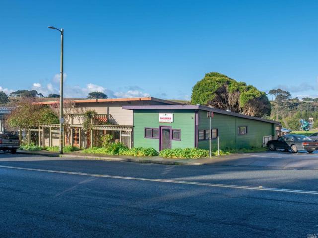 264 Main Street, Point Arena, CA 95468 (#21904948) :: Michael Hulsey & Associates