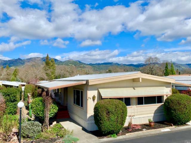 2412 Foothill Blvd. #85, Calistoga, CA 94515 (#21904961) :: Intero Real Estate Services
