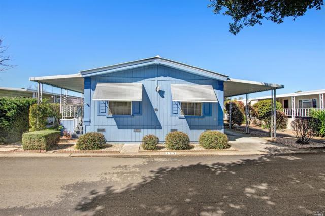 300 E H Street #173, Benicia, CA 94510 (#21905009) :: Rapisarda Real Estate