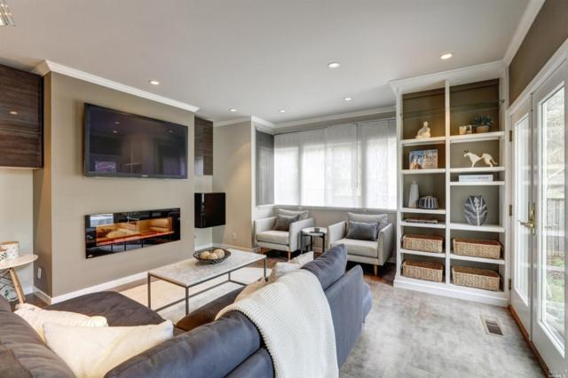8 Parkview Circle, Corte Madera, CA 94925 (#21905068) :: Rapisarda Real Estate