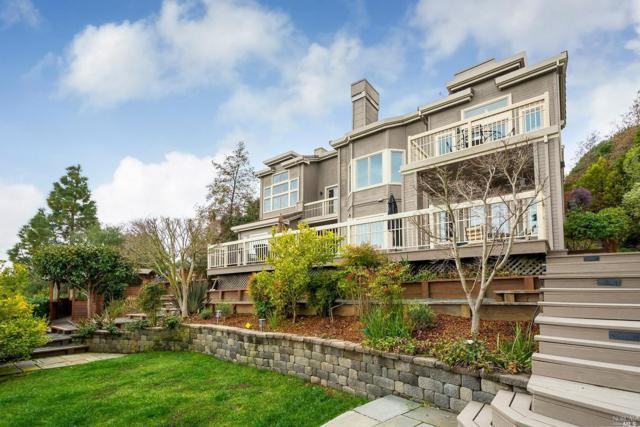 100 Monterey Drive, Tiburon, CA 94920 (#21905119) :: RE/MAX GOLD