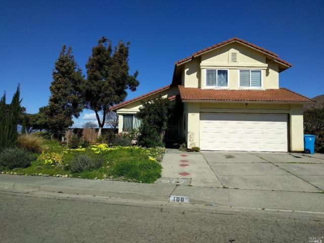 100 Teal Court, Vallejo, CA 94589 (#21905239) :: RE/MAX GOLD