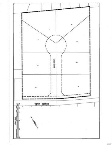 0 Lewis Avenue, Vallejo, CA 94591 (#21905497) :: Perisson Real Estate, Inc.