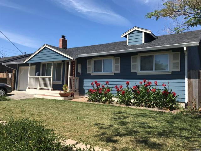 1621 Jeffrey Drive, Petaluma, CA 94954 (#21905616) :: RE/MAX GOLD