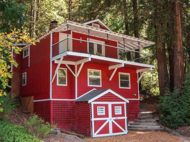 14221 Old Cazadero Road, Guerneville, CA 95446 (#21905691) :: RE/MAX GOLD