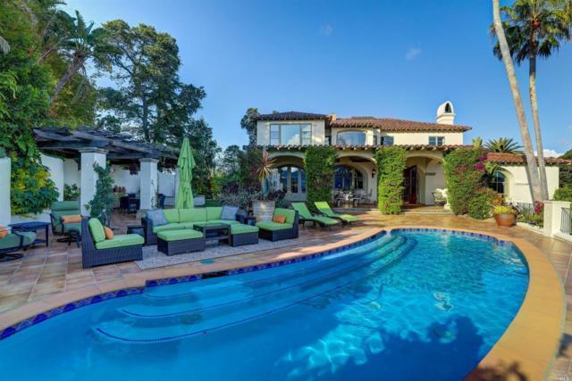 229 Upper Toyon Drive, Kentfield, CA 94904 (#21905699) :: Lisa Imhoff | Coldwell Banker Kappel Gateway Realty