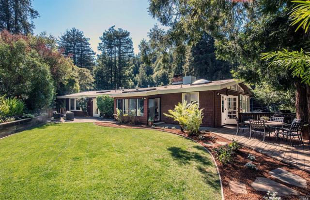 26 Glen Drive, Mill Valley, CA 94941 (#21905822) :: RE/MAX GOLD