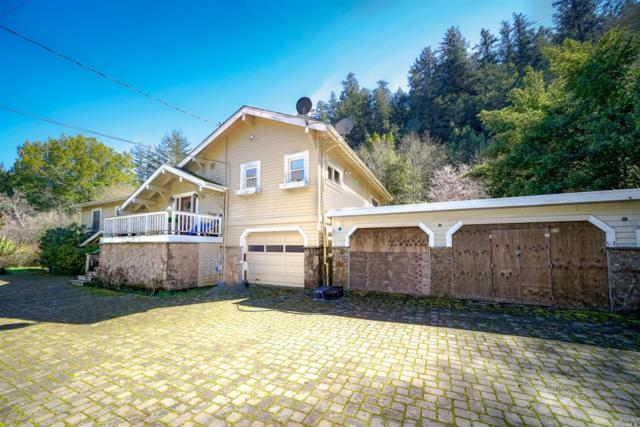 259 Castro Street, Forest Knolls, CA 94933 (#21905827) :: Intero Real Estate Services