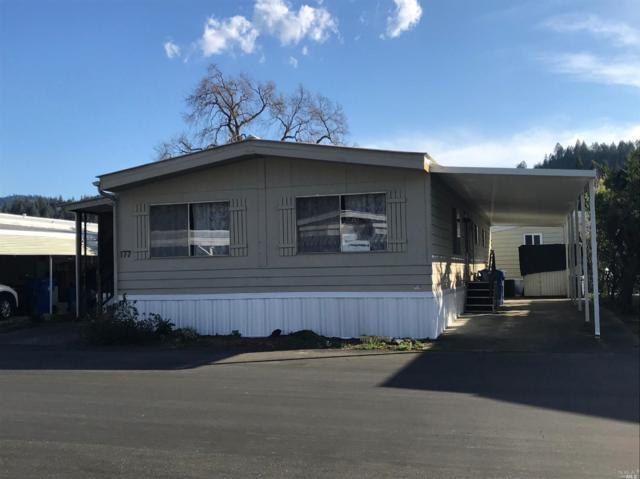 2412 Foothill Boulevard #177, Calistoga, CA 94515 (#21905884) :: Rapisarda Real Estate