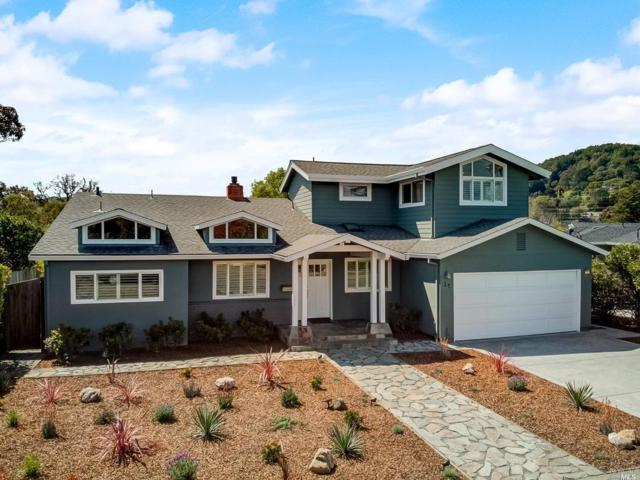 14 Edgemar Way, Corte Madera, CA 94925 (#21906001) :: RE/MAX GOLD