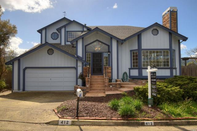 412 Karla Court, Novato, CA 94949 (#21906192) :: RE/MAX GOLD