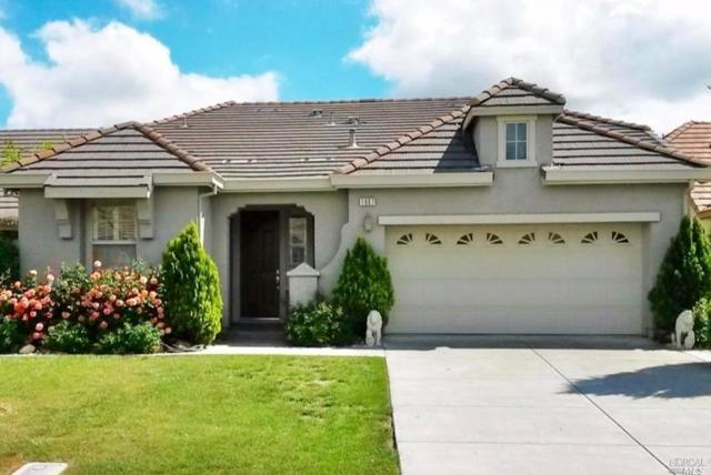 1007 Red Mulberry Court, Vacaville, CA 95687 (#21906333) :: Michael Hulsey & Associates