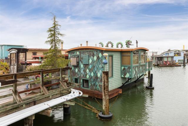 24 Liberty Dock, Sausalito, CA 94965 (#21906499) :: Intero Real Estate Services