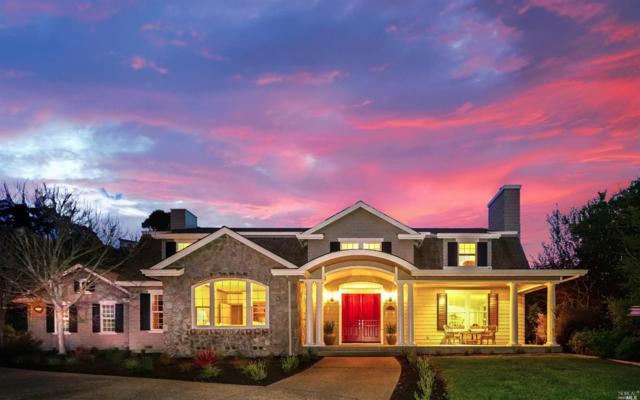 6 Verona Place, Corte Madera, CA 94925 (#21907095) :: Lisa Perotti | Zephyr Real Estate