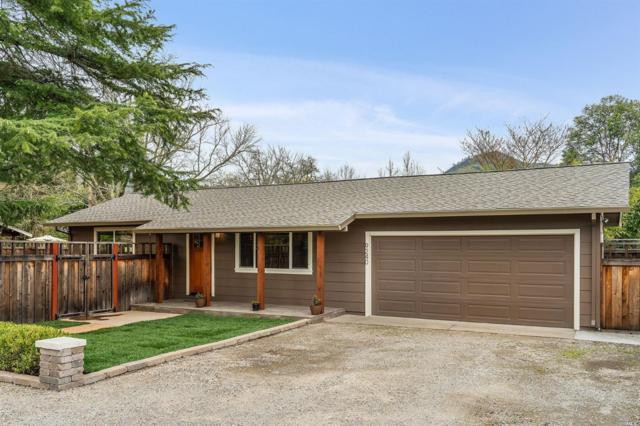 9240 Los Guilicos Avenue, Kenwood, CA 95452 (#21907185) :: RE/MAX GOLD