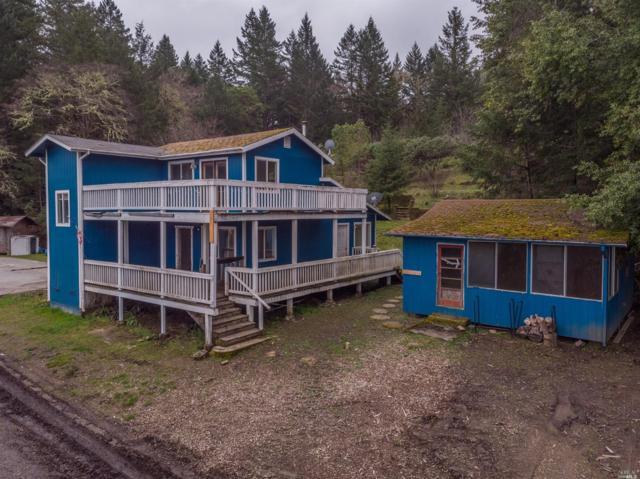 18200 Shafer Ranch Road, Willits, CA 95490 (#21907449) :: Michael Hulsey & Associates