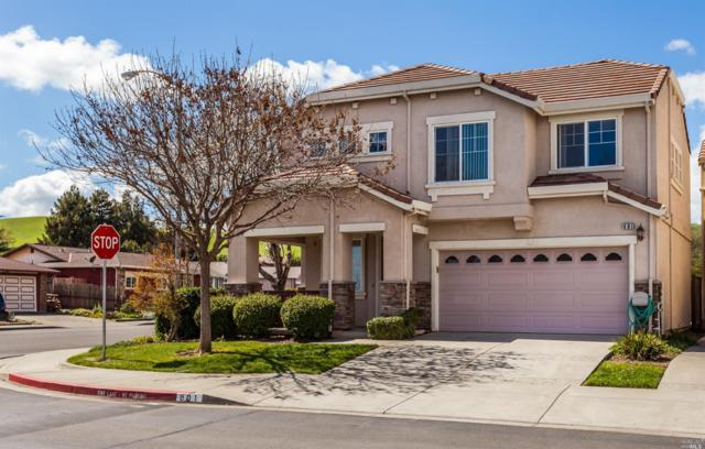 601 Greentree Circle, Fairfield, CA 94534 (#21907551) :: Michael Hulsey & Associates