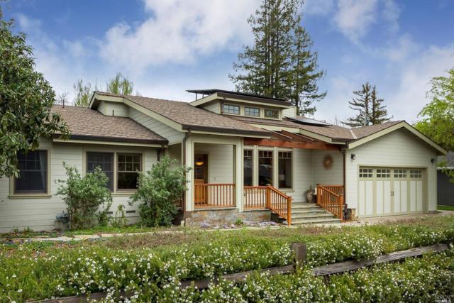 110 Van Winkle Drive, San Anselmo, CA 94960 (#21907618) :: Lisa Perotti   Zephyr Real Estate