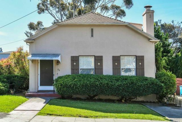 26 Saint Francis Drive, Vallejo, CA 94590 (#21907642) :: Lisa Imhoff | Coldwell Banker Kappel Gateway Realty