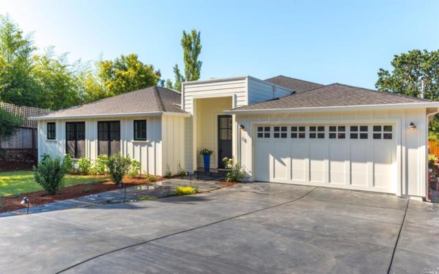 6 Fay Drive, Kentfield, CA 94904 (#21907743) :: Lisa Imhoff | Coldwell Banker Kappel Gateway Realty