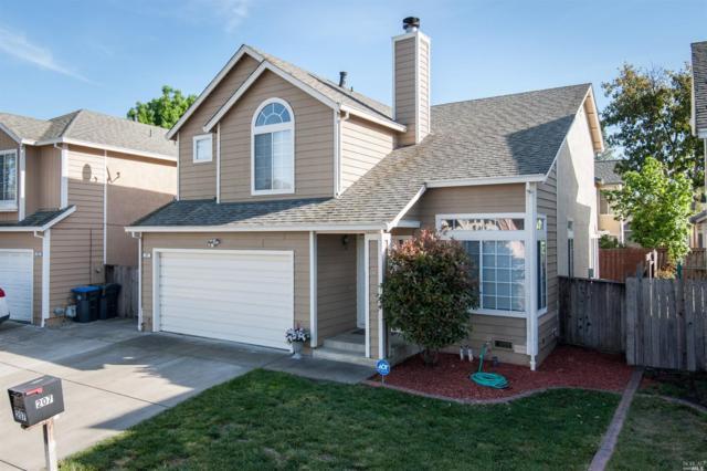 207 Fairbrook Court, Suisun City, CA 94585 (#21907746) :: Intero Real Estate Services