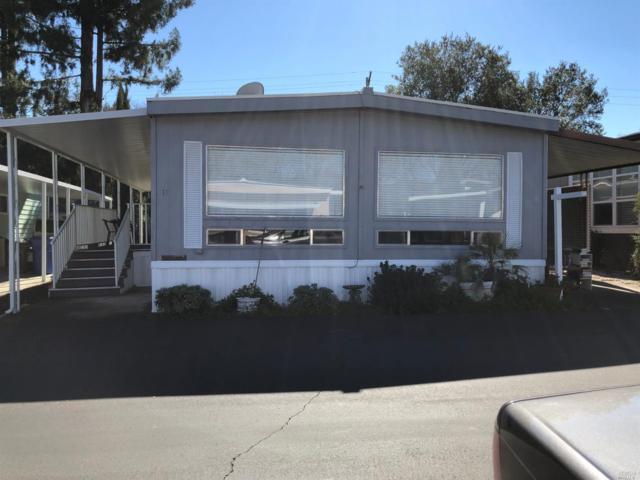 2412 Foothill Blvd. #11, Calistoga, CA 94515 (#21907750) :: Intero Real Estate Services