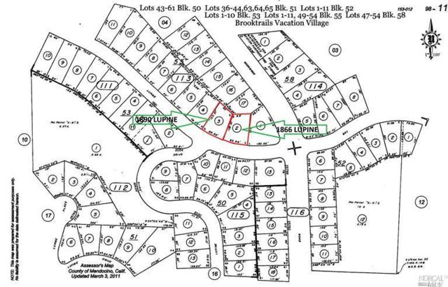 1866 Lupine Way, Willits, CA 95490 (#21907821) :: Michael Hulsey & Associates