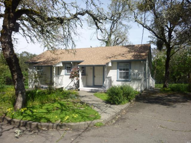 266-268 Brookside Drive, Angwin, CA 94508 (#21907883) :: Intero Real Estate Services