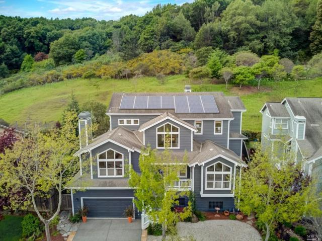 9 Ridge Court, Corte Madera, CA 94925 (#21907897) :: RE/MAX GOLD