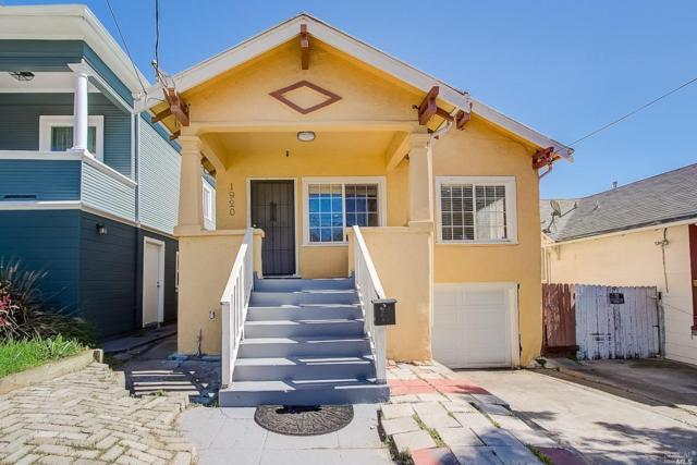 1920 E 24th Street, Oakland, CA 94606 (#21907903) :: Rapisarda Real Estate