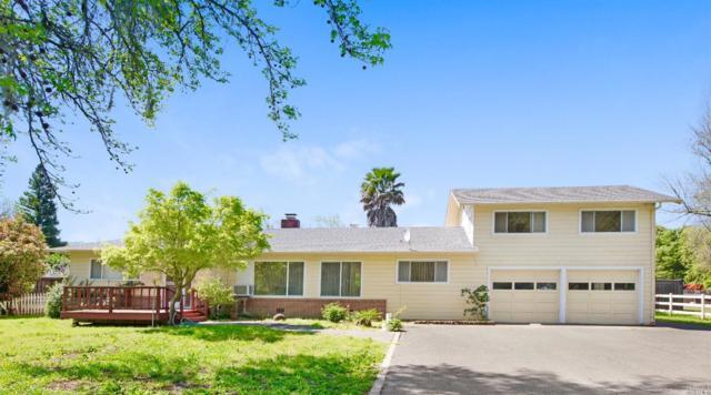 176 Pratt Avenue, St. Helena, CA 94574 (#21908005) :: Michael Hulsey & Associates