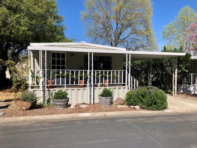 2412 Foothill Boulevard #49, Calistoga, CA 94515 (#21908069) :: Intero Real Estate Services