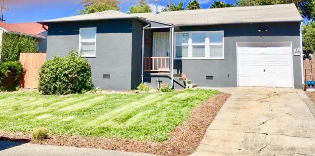 305 Hermosa Avenue, Vallejo, CA 94589 (#21908174) :: Lisa Imhoff   Coldwell Banker Kappel Gateway Realty
