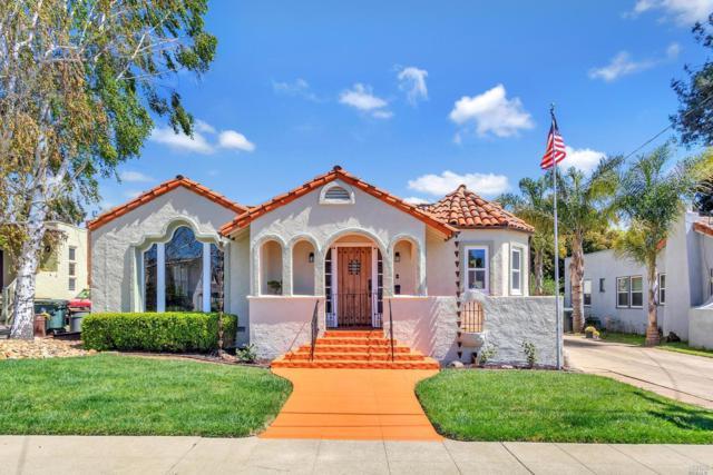 106 Bella Vista Way, Vallejo, CA 94590 (#21908281) :: Lisa Imhoff   Coldwell Banker Kappel Gateway Realty