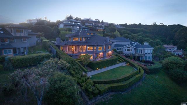 68 Via Los Altos, Tiburon, CA 94920 (#21908343) :: Intero Real Estate Services