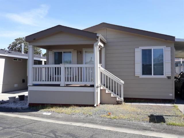 90 Redwing Drive, Santa Rosa, CA 95409 (#21908427) :: W Real Estate   Luxury Team