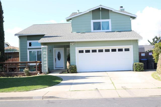 826 Yosemite Way, Suisun City, CA 94585 (#21908436) :: Rapisarda Real Estate