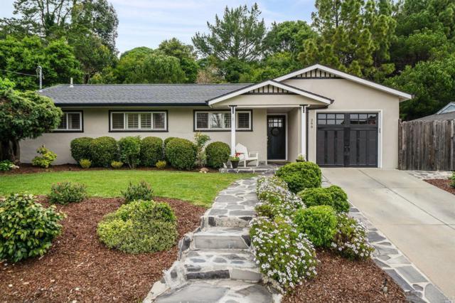 269 Karen Way, Tiburon, CA 94920 (#21908633) :: Intero Real Estate Services