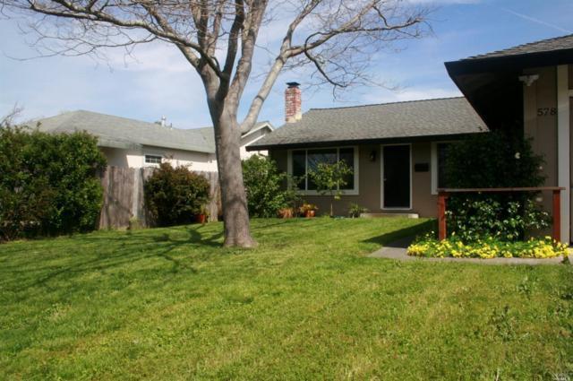 578 Lorraine Court N, Rohnert Park, CA 94928 (#21908714) :: W Real Estate | Luxury Team